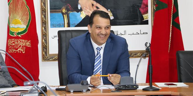 CCIS de Laâyoune: Khalil Ould Errachid réélu