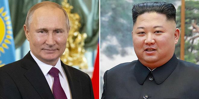 Le sommet entre Poutine et Kim aura lieu jeudi