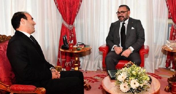 Le Roi nomme Mohamed Benalilou au poste de Médiateur