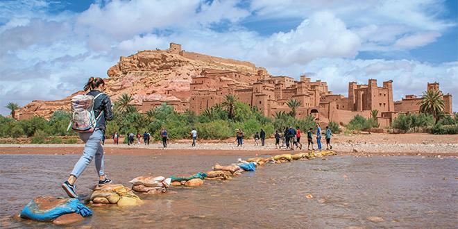 Tourisme: Ouarzazate fait sa promo au Top Resa