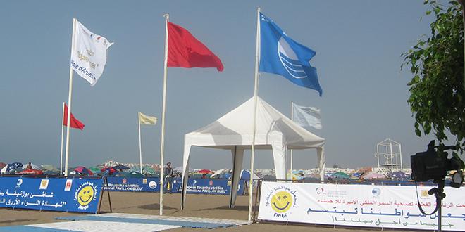 """Été : Voici les plages labéllisées """"Pavillon bleu"""""""