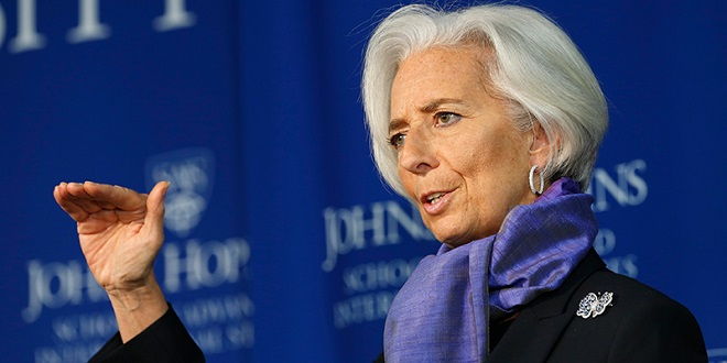 Lagarde salue le passage au dirham plus flexible