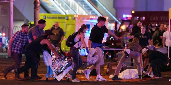 20 victimes lors d'une fusillade à Las Vegas