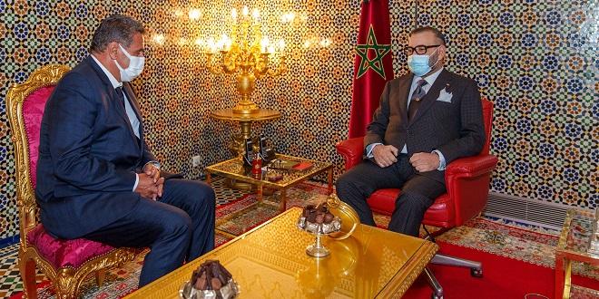 Formation du prochain gouvernement: La déclaration d'Akhannouch