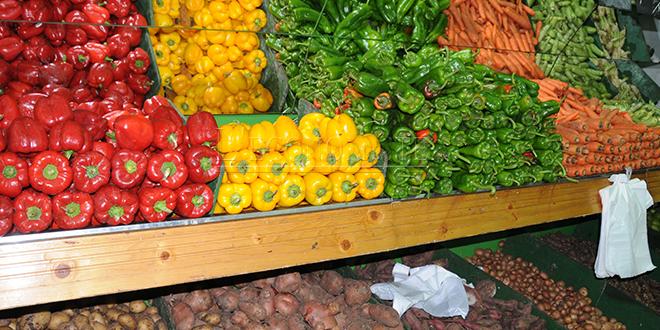 Les exportations de poivrons marocains vers l'UE poursuivent leur hausse
