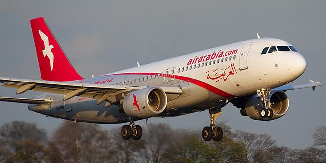 Nouvelles routes pour Air Arabia Maroc