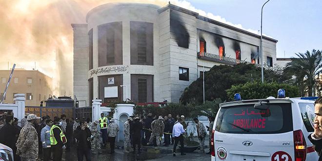 Aucun marocain parmi les victimes de l'attentat terroriste à Tripoli