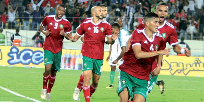 Classement FIFA : Le Maroc remonte