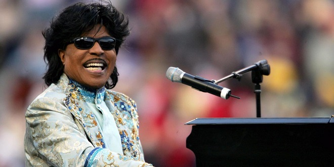 Little Richard, pionnier américain du rock and roll, tire sa révérence