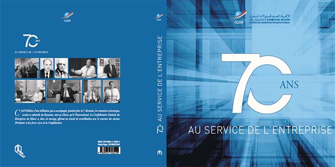CGEM : 70 ans d'histoire dans un livre