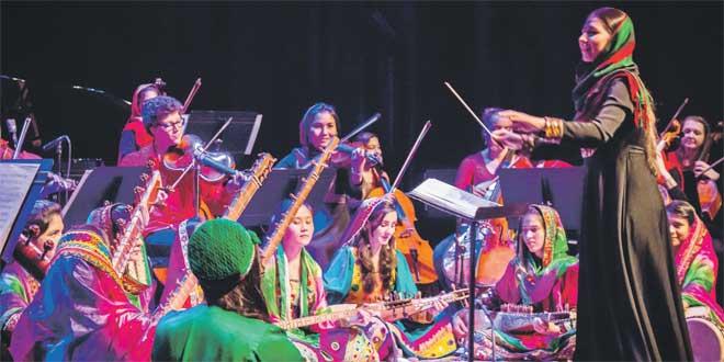 L'orchestre Zohra, les filles qui jouent leurs rêves