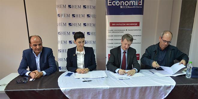 Partenariat Lydec-HEM Research Center
