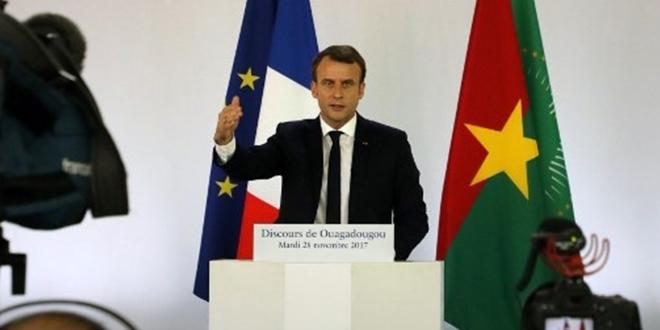 Lutte contre l'extrémisme : Macron rend hommage au Roi