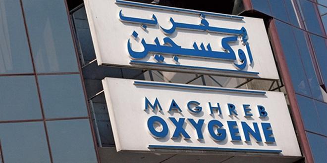 Maghreb Oxygène : Changement dans le capital