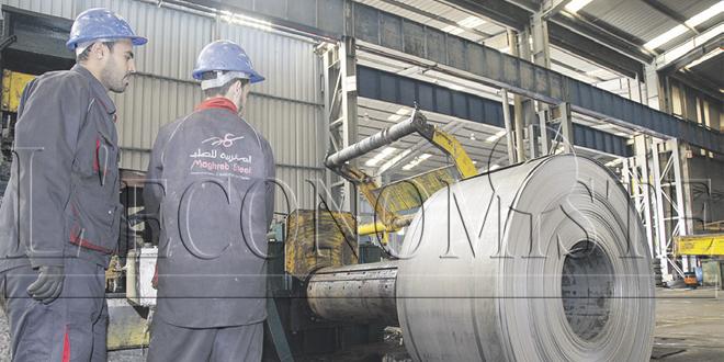 Maghreb Steel augmente son capital