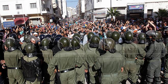 Rapport de HRW sur Al Hoceima : Le Maroc prépare la riposte