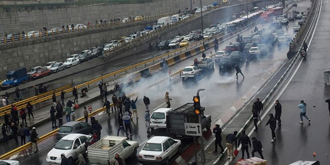 Iran : Au moins 1.000 manifestants tués dans les émeutes