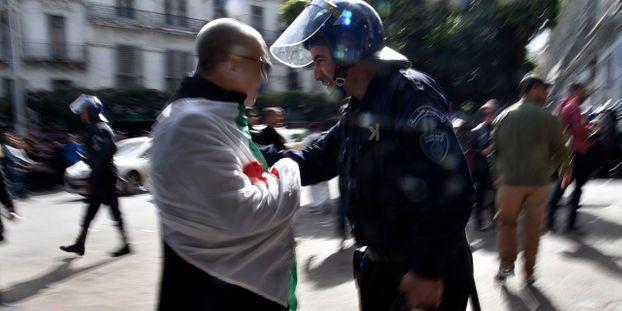 Nombreuses arrestations à Alger