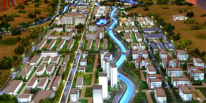 Une délégation chinoise visite la Cité Mohammed VI Tanger Tech