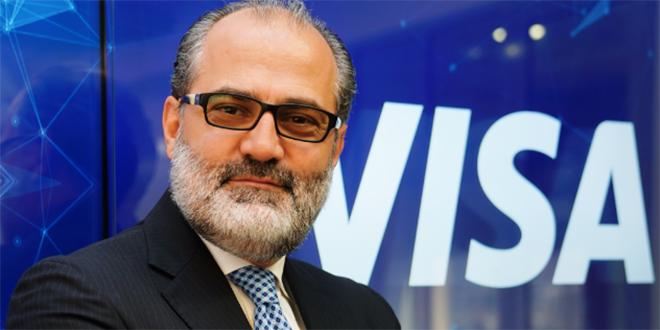 Visa: Nouveau DG pour la région Mena