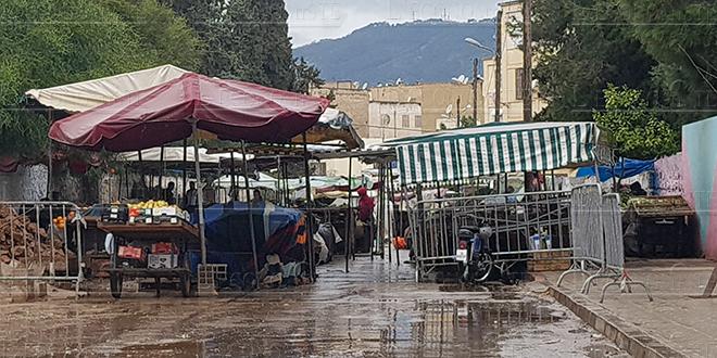 Fès: Les marchands ambulants évacués de la place Imam Ali