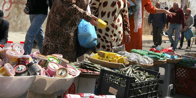Tanger vendeurs ambulants le ras le bol de la chambre for Chambre de commerce tanger