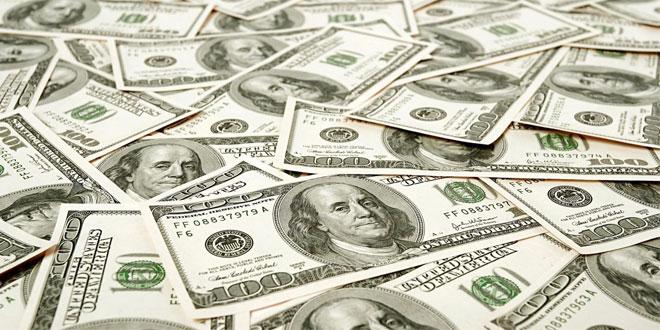 Le dollar en légère baisse face à l'euro