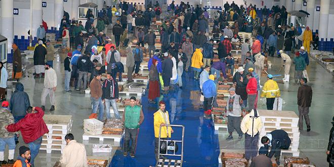 Tamesna : Le marché de gros entre en service