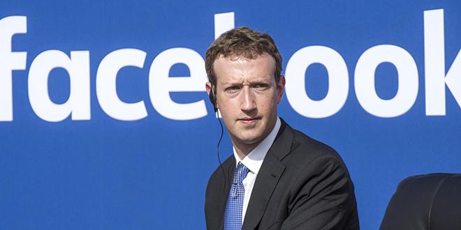 Mark Zuckerberg devant les députés de l'UE