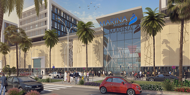 "Casablanca : ""Marina Shopping Center"" ouvre en avril"