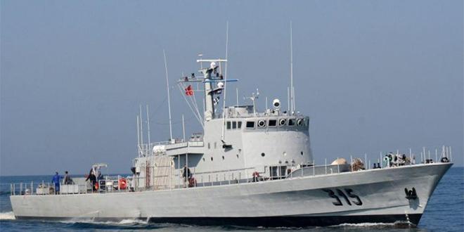 La Marine royale secourt des migrants