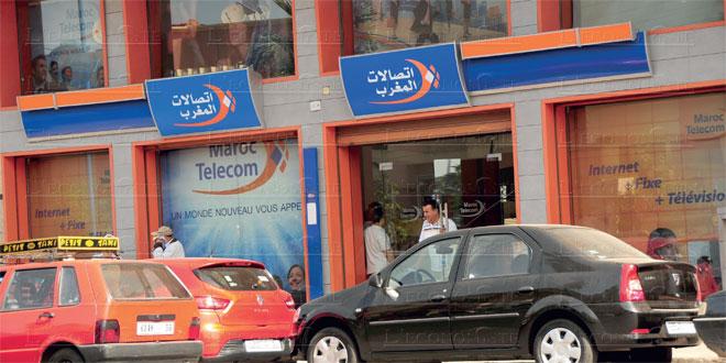 Maroc Telecom: Le parc clients en hausse de 4,3%