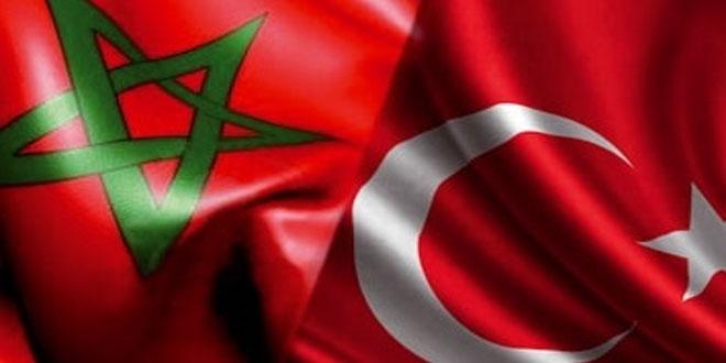 Entretiens maroco-turcs à Istanbul