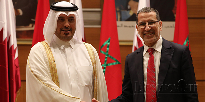 Maroc/Qatar : 11 accords pour booster la coopération