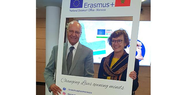 Erasmus: Le Maroc, un des pays les plus actifs