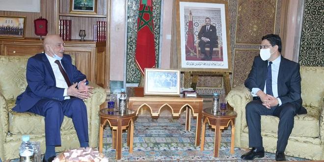 Libye: Le Maroc soutient l'accord de cessez-le feu