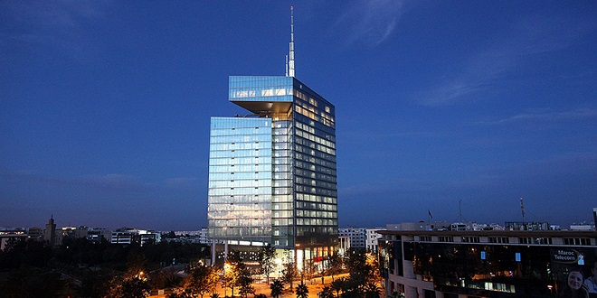 Rachat d'actions à Maroc Telecom