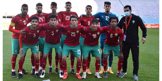 CAN U20: Le Maroc connaît ses adversaires