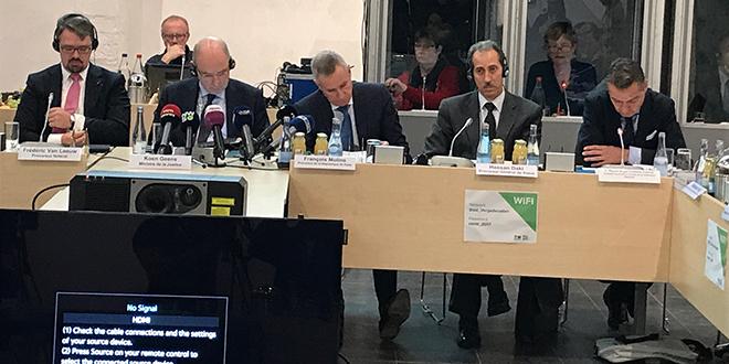 Anti-terrorisme : Le Maroc se réunit avec ses alliés européens