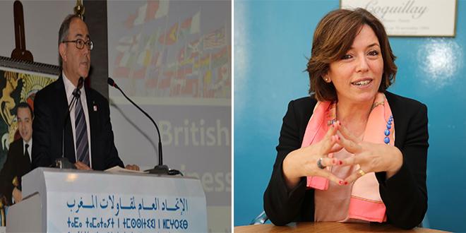 CGEM: Hakim Marrakchi et Assia Benhida-Aiouch déposent leur candidature