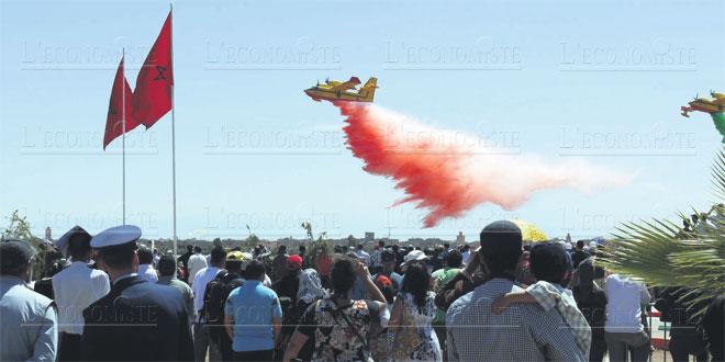 Le Marrakech Airshow de retour en octobre