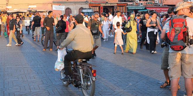 Covid 19/ Mobilité: Une personne par mobylette à Marrakech
