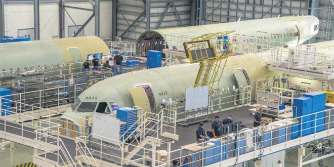 Airbus: Visa pour l'augmentation du capital réservé aux salariés