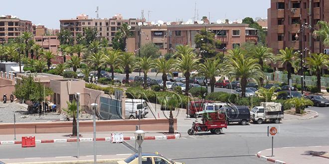 Environnement: 50.000 fleurs plantées à Marrakech