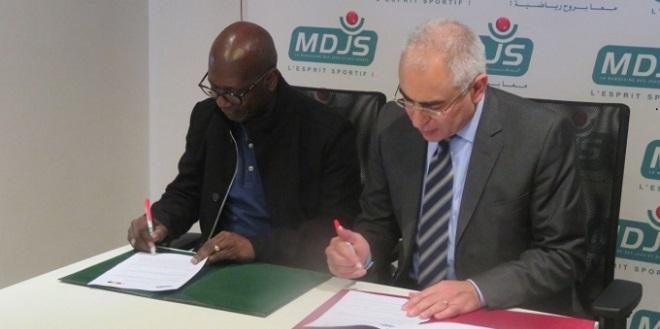 MDJS consolide ses liens en Afrique