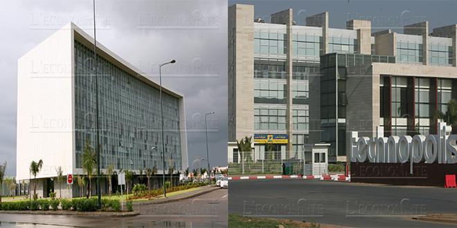 MedZ fusionne Casanearshore et Technopolis Rabat