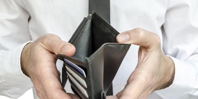 HCP: Régression du taux d'épargne des ménages