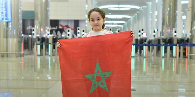 VIDEO/ Dubaï : Une Marocaine de 9 ans remporte l'Arab Reading Challenge
