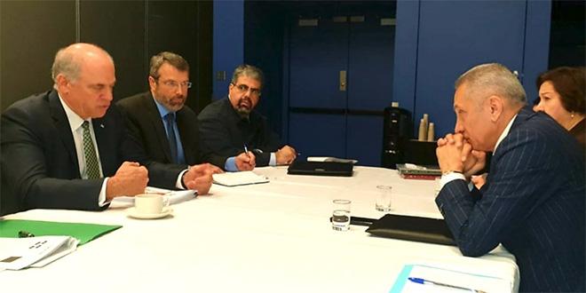 Industrie : Elalamy discute des opportunités de partenariat avec le Québec