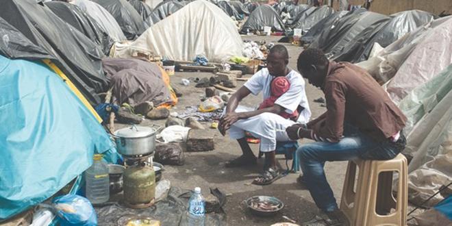 Migrants : L'Algérie encore pointée du doigt